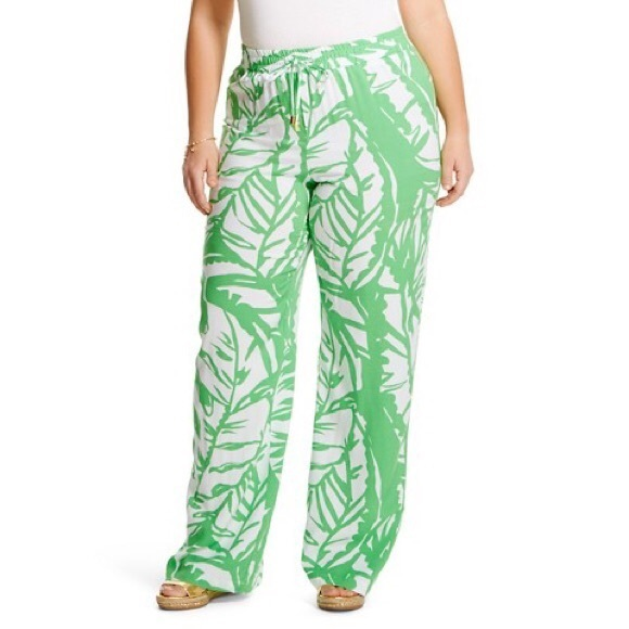8b11692207566 Lilly Pulitzer for Target Palazzo Pant